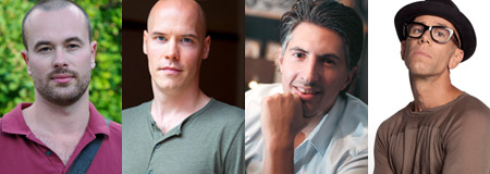 David Bryngelsson, David Pilbäck, Emre Gürler, Eric Amarillo