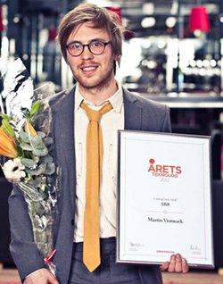 Årets Teknolog i samarbete med ABB