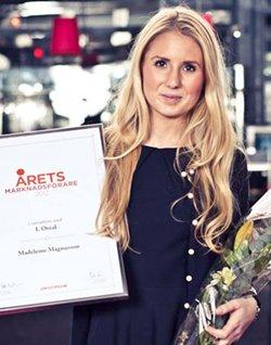 Årets Marknadsförare i samarbete med L'Oréal