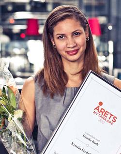 Årets Nytänkare i samarbete med Danske Bank