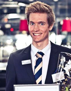 Årets Ekonomistudent i samarbete med KPMG