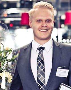 Årets Mäklarstudent i samarbete med SkandiaMäklarna