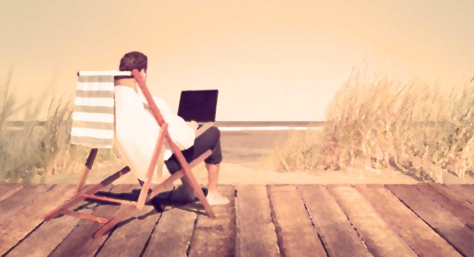 Semestern – en tid för jobb?