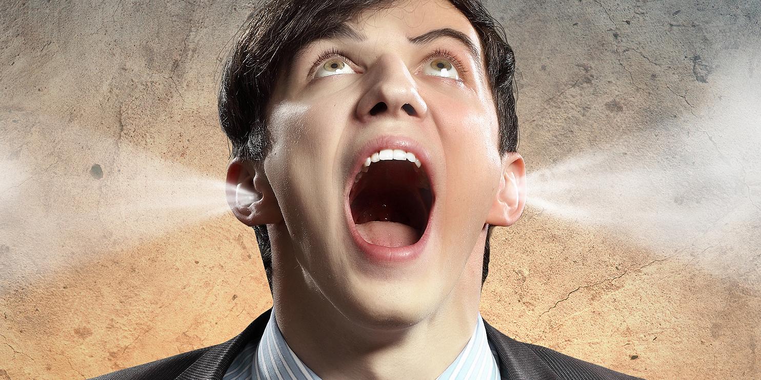 För mycket negativ stress kan ha förödande effekter på din sinnesnärvaro.