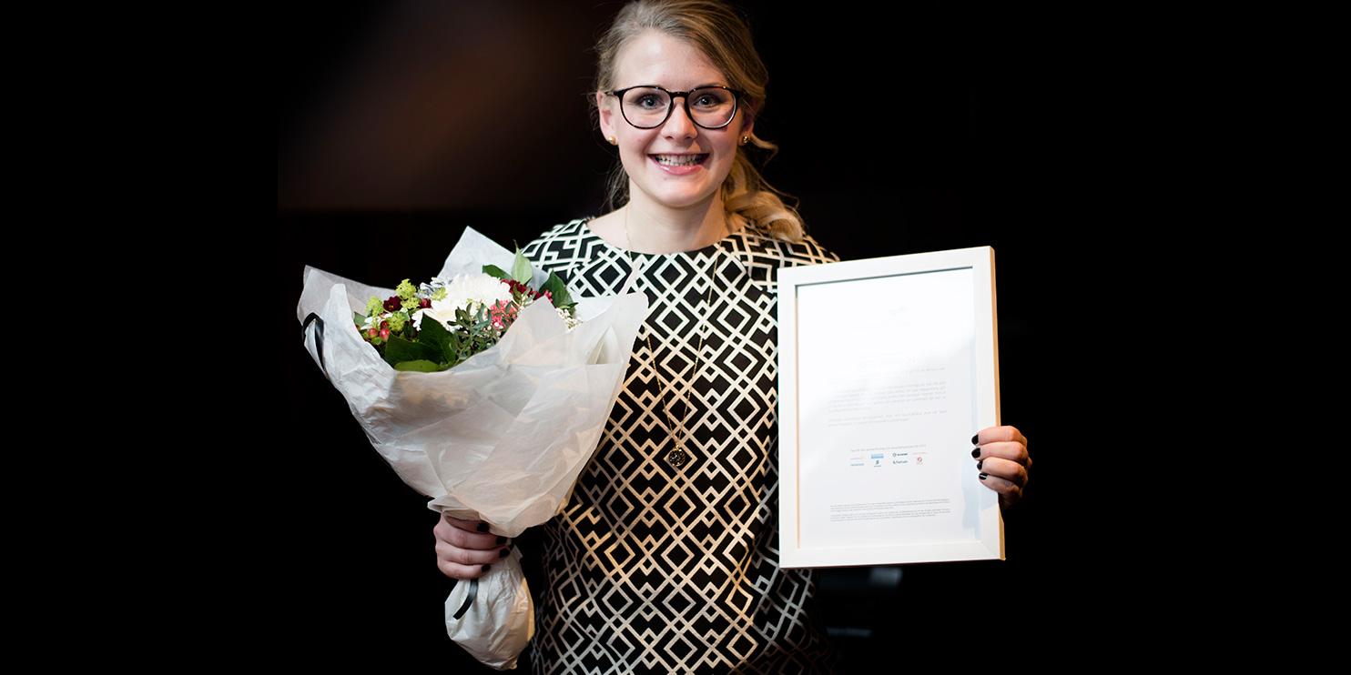 Hon är Årets Female Leader Engineer