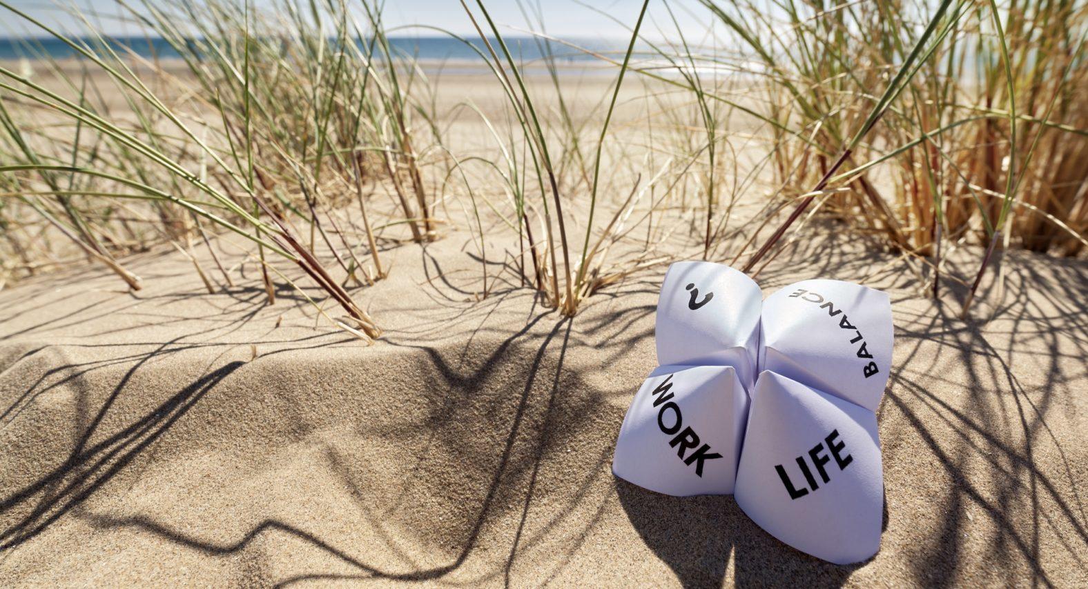 Hitta din work-life balance